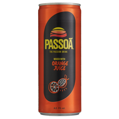 Passoa Passoa & Jus d'Orange 25 cl