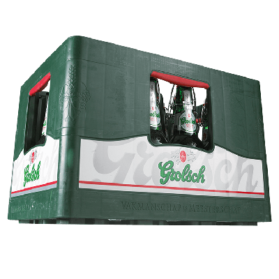 Grolsch  Beugel 16 flesjes