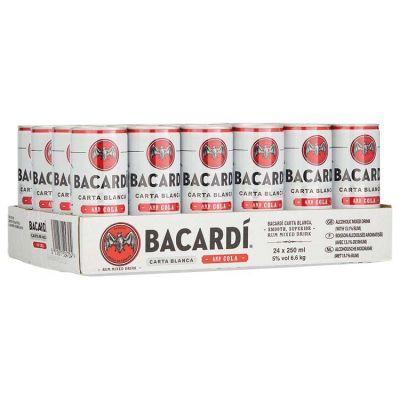 Bacardi Rum & Cola 25 cl