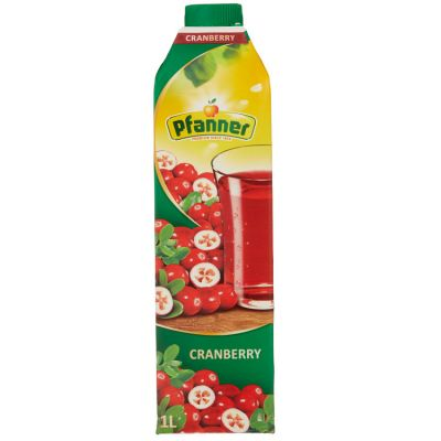 Pfanner Cranberry 100 cl