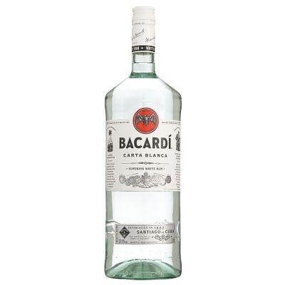 Bacardi Carta Blanca 150 cl