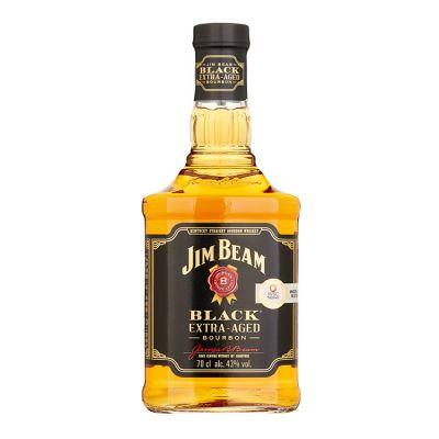 Jim Beam Black Bourbon Whiskey 70 cl
