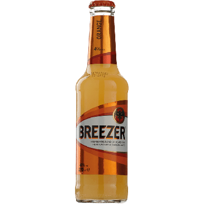 Bacardi  Breezer Orange 27,5 cl