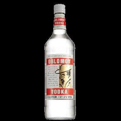 Oblomov Vodka HELE LITER