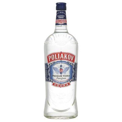 Poliakov Vodka 150 cl