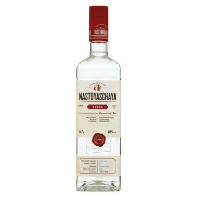 Nastoyaschaya Vodka 70 cl