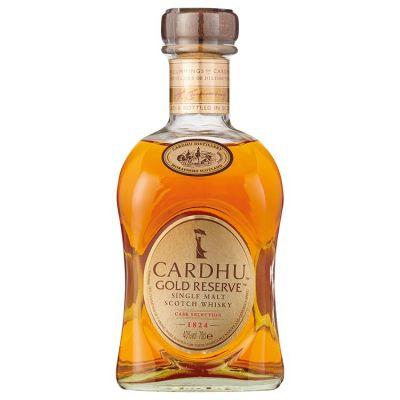 Cardhu Gold Reserve Single Malt Whisky 70 cl