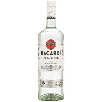Bacardi Carta Blanca 100 cl