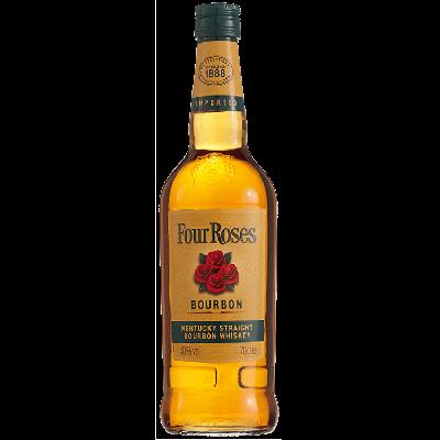 Four Roses Bourbon Whiskey 70 cl