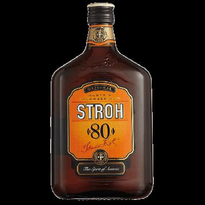 Stroh Rum 80% 50 cl