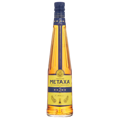 Metaxa Brandy ***** 70 cl