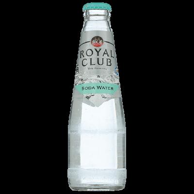 Royal Club Sodawater 20 cl