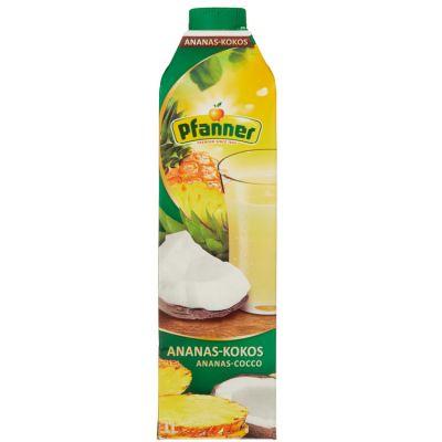 Pfanner Ananas-Kokos Sap 100 cl