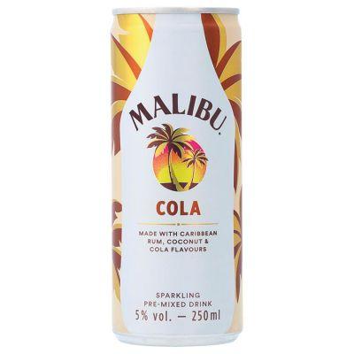 Malibu Cola 25 cl
