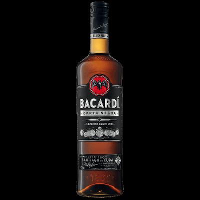 Bacardi Carta Negra 70 cl