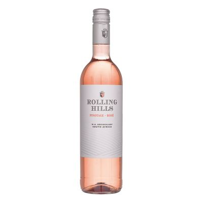 Rolling Hills Pinotage rose 75 cl