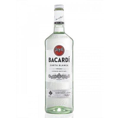 Bacardi Carta Blanca XXL! 300 cl