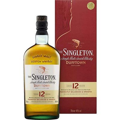 The Singleton of Dufftown Single Malt 12 years Whisky 70 cl