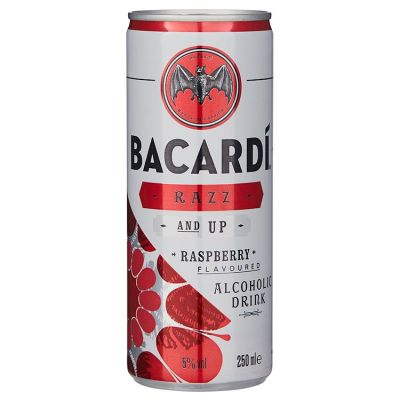 Bacardi Razz/Up 25 cl
