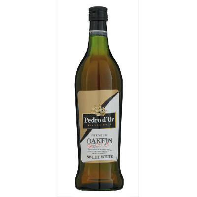 Pedro d'Or Sweet White 75 cl