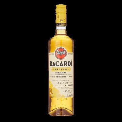 Bacardi Ginger 70 cl
