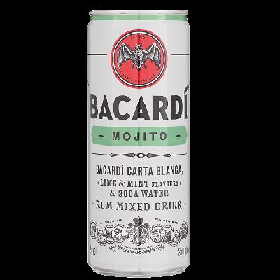 Bacardi Mojito 25 cl