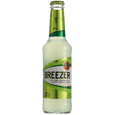 Bacardi  Breezer Lime 27,5 cl