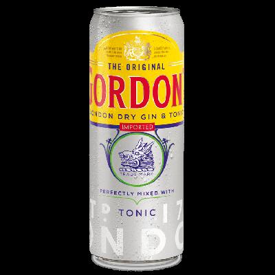 Gordon's Gin & Tonic 25 cl