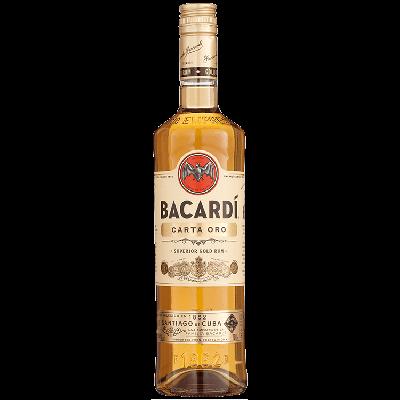 Bacardi Carta Oro 70 cl