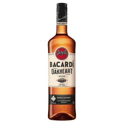 Bacardi Oakheart 70 cl