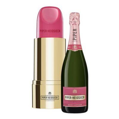 Piper Heidsieck Rosé Sauvage Lipstick 75 cl
