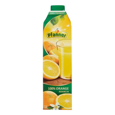 Pfanner Sinaasappelsap 100 cl