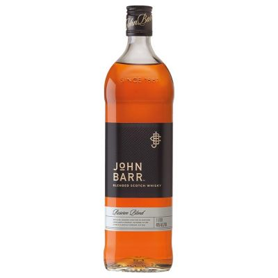 John Barr Reserve Blended Whisky 100 cl
