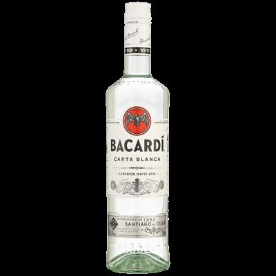 Bacardi Carta Blanca 70 cl
