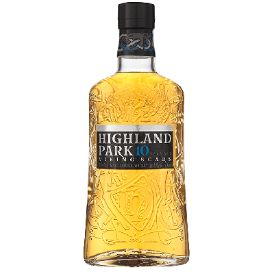 Highland Park Single Malt 10 Years Whisky 70 cl