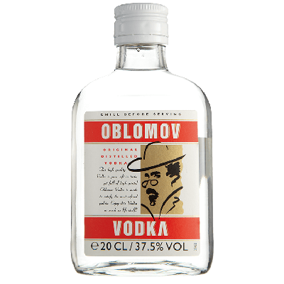 Oblomov Vodka 20 cl
