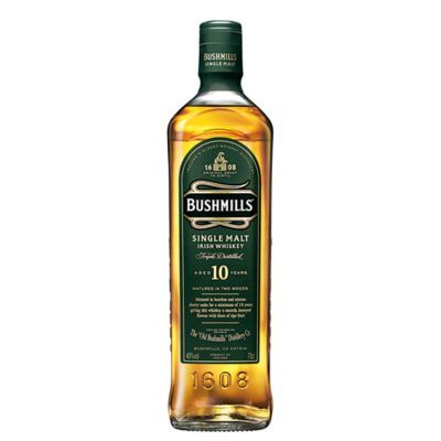 Bushmills Irish Single Malt 10 years Whiskey 70 cl