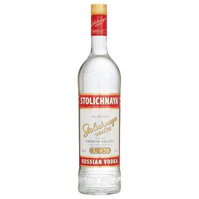 Stolichnaya Russische Vodka 100 cl