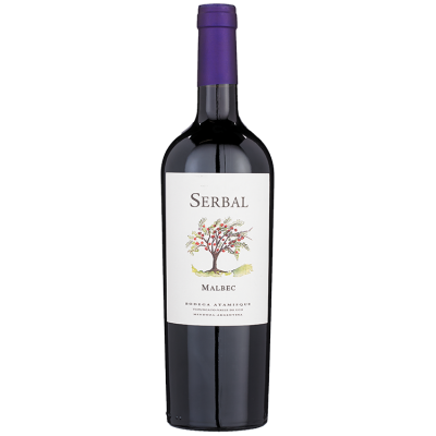 Serbal Malbec 75 cl