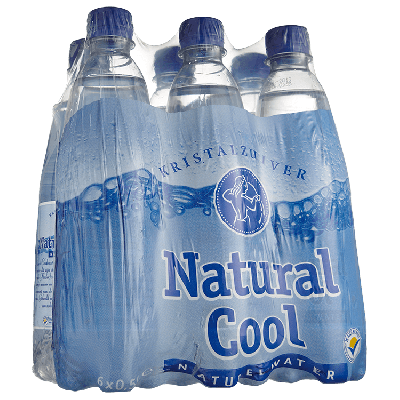 Natural Cool Koolzuurvrij 50 cl