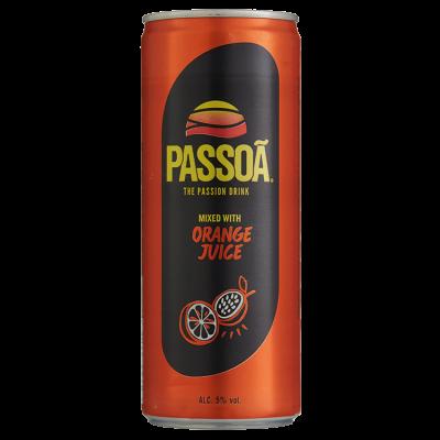 Passoa Passoa & Jus d'Orange 25 cl