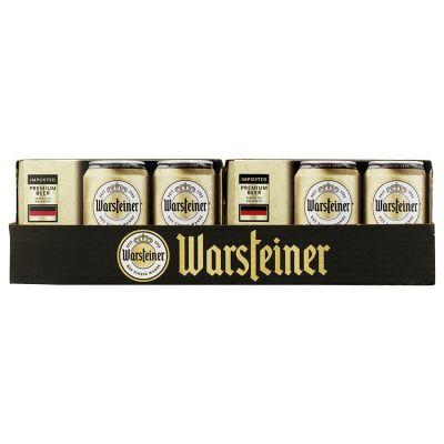 Warsteiner Tray 24 x 33 cl