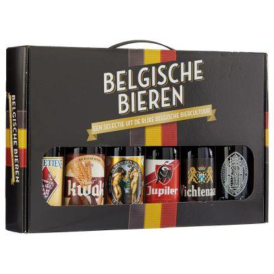 Belgische Bieren 6 soorten