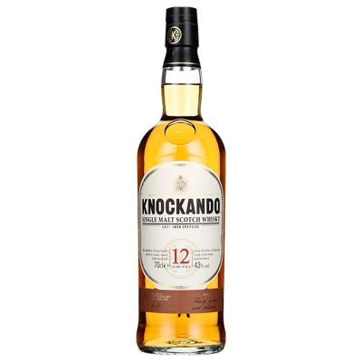 Knockando Single Malt 12 Years Whisky 70 cl