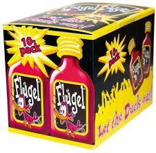 Flugel 10-pack 10 x 2 cl