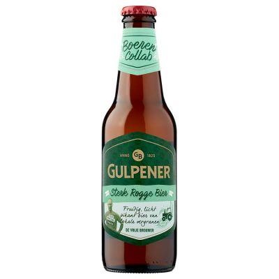 Gulpener Bio Sterk Rogge 30 cl