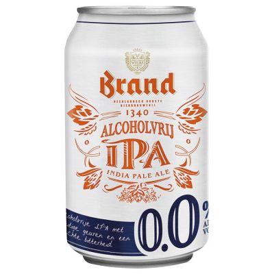 Brand IPA 0,0% Blik 33 cl