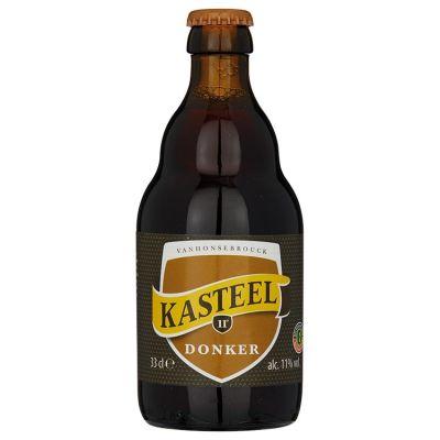 Kasteelbier Donker 33 cl