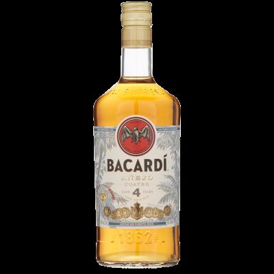 Bacardi Añejo Cuatro 4 years 70 cl