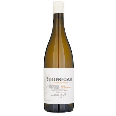 Stellenbosch Signature Chardonnay 75 cl